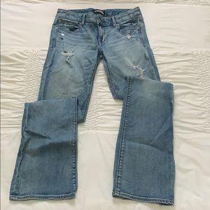 Express Bootcut Jeans